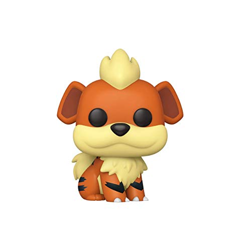 Funko Pop! Games Pokemon (S3) - Growlithe