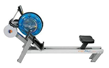 First Degree Fitness Fluid Rower with Heart Rate Reception, E520 – Silver Bronze – Evolution Series