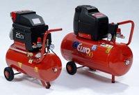 Compresor de aire - de sierra de vaivén - control directo de - Batería de ion
