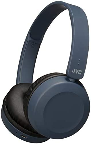 Foldable Bluetooth On-Ear Headphones (Slate Blue)