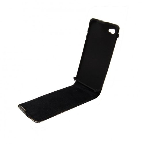 Konkis – Salto Viper Case per Apple Iphone 4/4S – Nero – Beige