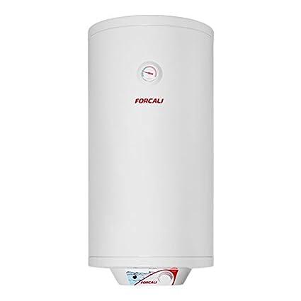 FORCALI -Serie LUX Termo de agua electrico 80 Litros vertical