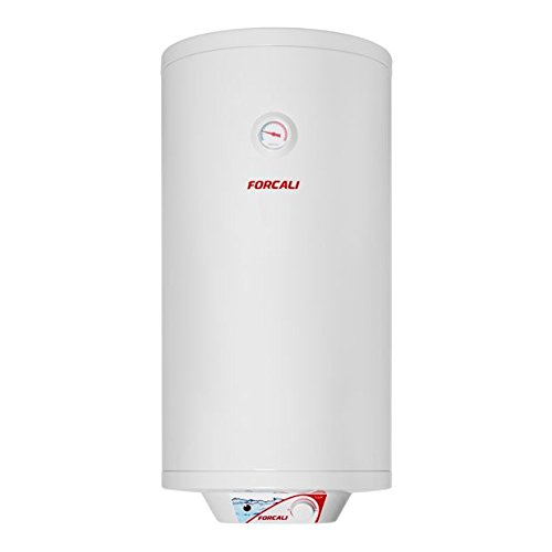 FORCALI Termo de agua electrico 50 Litros vertical Serie LUX