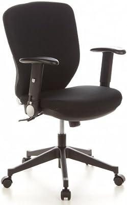HJH Office TRAFFIC 20 Silla de oficina Negro 48.0x58.0x103.0 cm ...