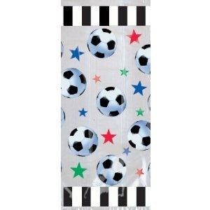 American Balloon Company Soccer Party Goody Bags -