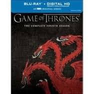 Game of Thrones Season 1 Limited Edition Targaryen Sigil Packaging (Blu-Ray+Digital HD)