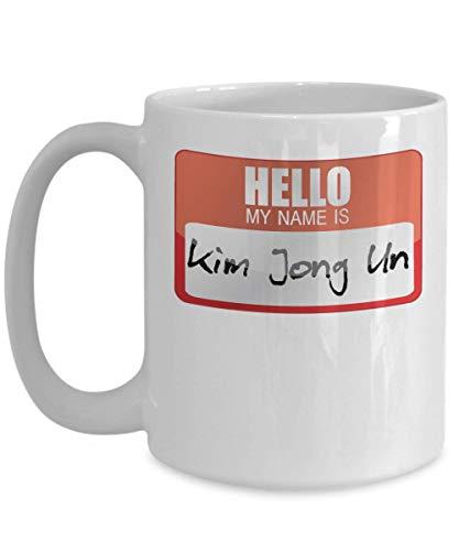 My Name Is Kim Jong Un Rocketman Halloween