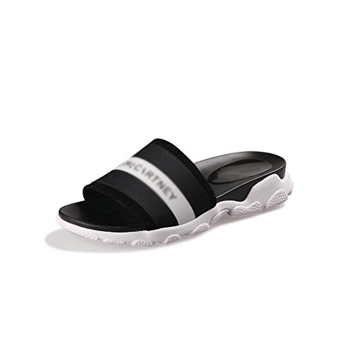 Sports Size Wear Fashion Shoes Sandals Summer Female 4 Slippers 5 trqr0C
