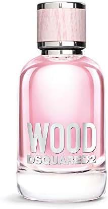 Dsquared2 Wood Pour Femme 3.4 Eau De Toilette