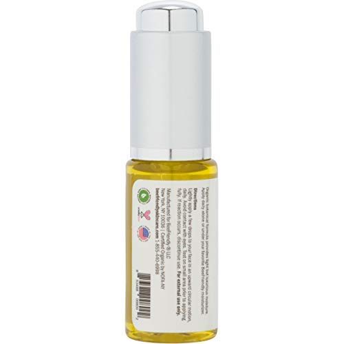 Face Oil USDA Certified Organic Nutrient  Vitamin Rich Revitalizing Daily Facial Oil by BeeFriendly