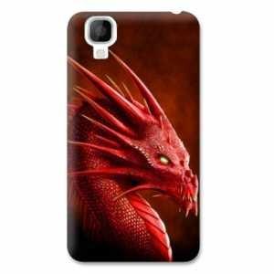 Amazon.com: Case Carcasa Wiko goa Fantastique - - dragon ...