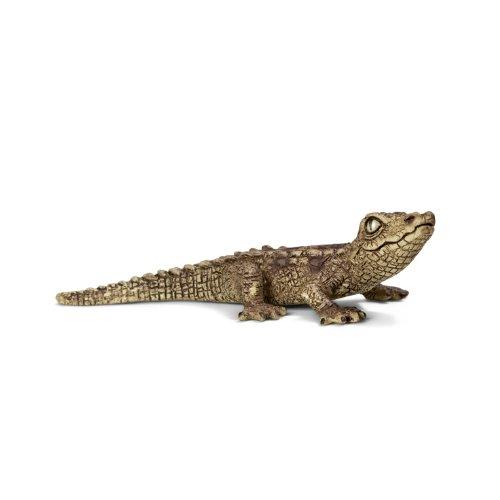 Schleich Baby Crocodile Toy Figure