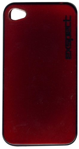 Exspect Toughskin for iPhone 4 - Red