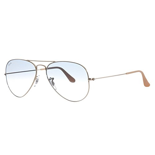 3025 Sunglasses polarized mirrored Gold ban Metal Aviator Non Large Non Ray T57Ofxqq