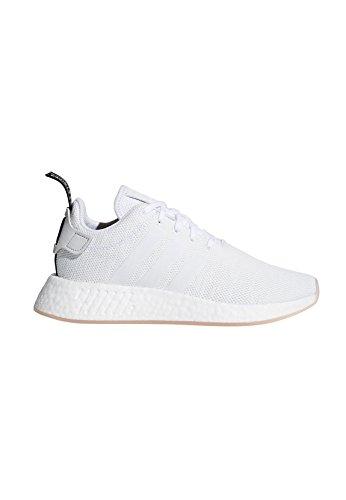 adidas Womens NMD_R2 W, Crywht/Ftwwht/Cblack Crywht/Ftwwht/Cblack
