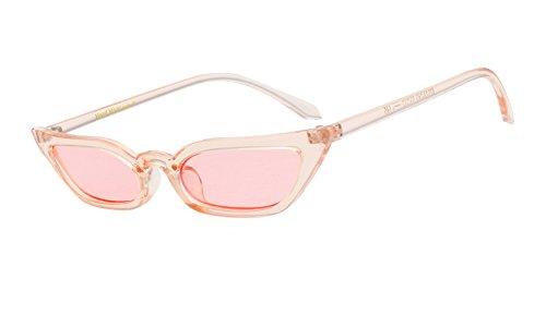 C04 Gato Negro Uv400 Limotai Gafas Transparente Nueva C04 Morado de Lentes Mujer Gafas Mujeres sol De Ojos Gafas Sol De Gafas wFBqRPSw