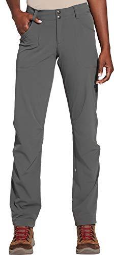 Alpine Design Women's All Day Tech Pants (4, Dark Shadow) ()