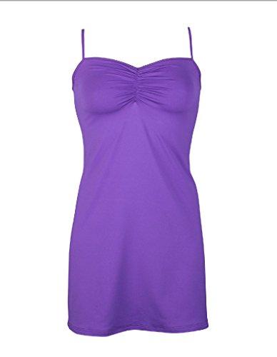 RJ Pure Color Nuisette - Violet 41-001