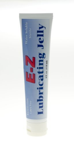 Lubricating Jelly - 4 oz. flip top tubes - 12 Per Box - Model MDS032290Z