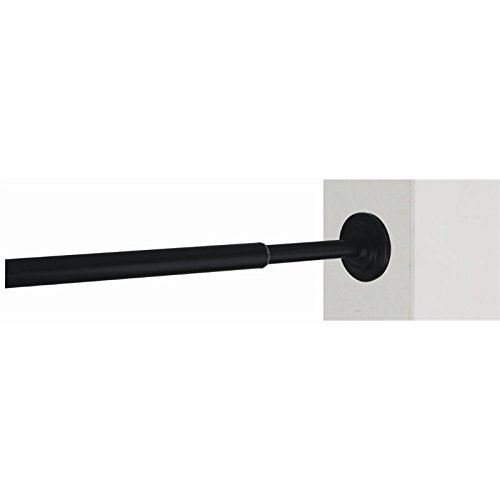 Pemberly Row Mini Tension Rod in Black