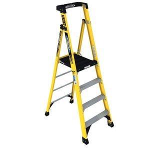 Platform Ladder - 8