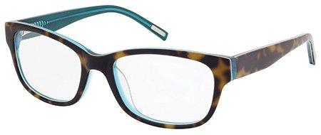 Cover Girl CG0516 Eyeglasses 52 052 Dark Havana