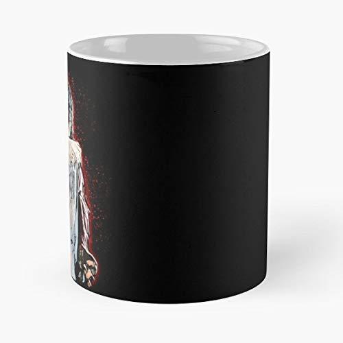 Jamie Lloyd Strode Halloween - Ceramic Novelty Cup
