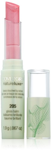 Covergirl Natureluxe Gloss Balm Tulip 205, 0.067-Ounce (Pack of 2)