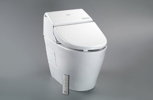 Toto MS970CEMFG#12 1.28-GPF/0.9-GPF Washlet with Integrated...