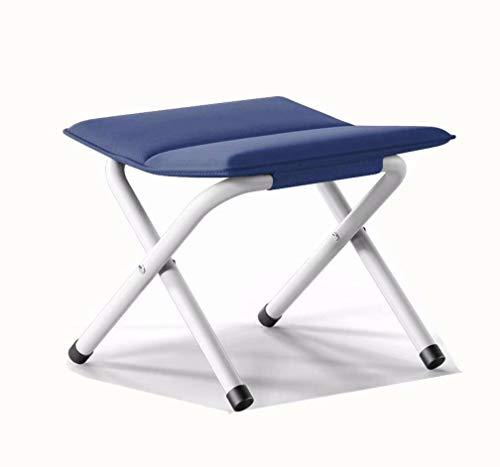 Cloth Home Folding Stool Outdoor Chair Sitting Train Stool Fishing Stool Chair Mazar Bench ()