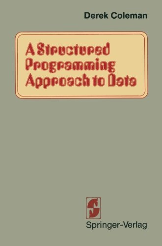 A Structured Programming Approach to Data