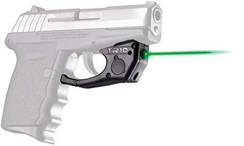 ArmaLaser SCCY CPX 1 CPX 2 CPX 3 TR10G Super-Bright Green Laser with Grip Activation