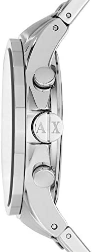 Armani Exchange Men s AX2505 Silver Watch