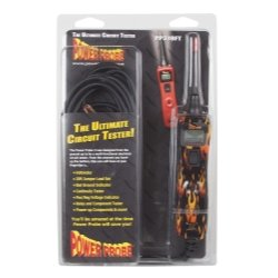 Power Probe III Circuit Tester, Fire, Clam Shell Tools Equipment Hand Tools