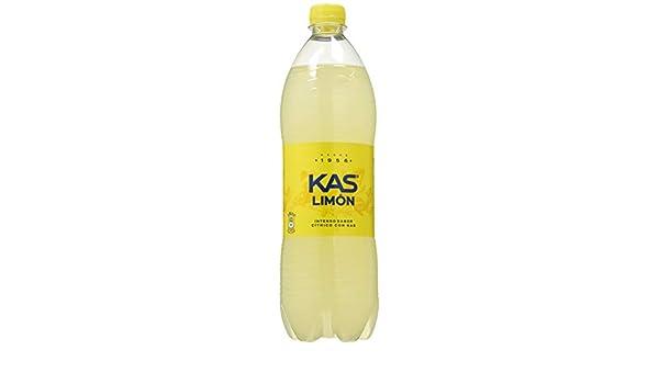 Kas limon pet 1l: Amazon.es: Alimentación y bebidas