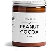BODY GENIUS Peanut Cocoa. Crema de cacahuete