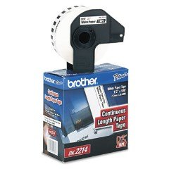 BRTDK2214 - Brother Durable Paper Tapes