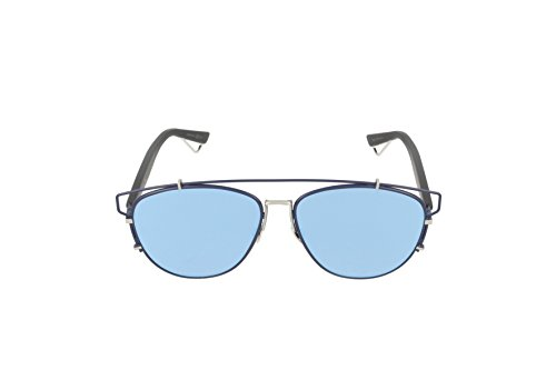 de Black Diortechnologic Bluee Azul Azure Gafas SOL S6qxdw4FS