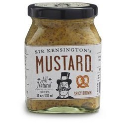 Sir Kensingtons's Spicy Brown Mustard (4x148oz)