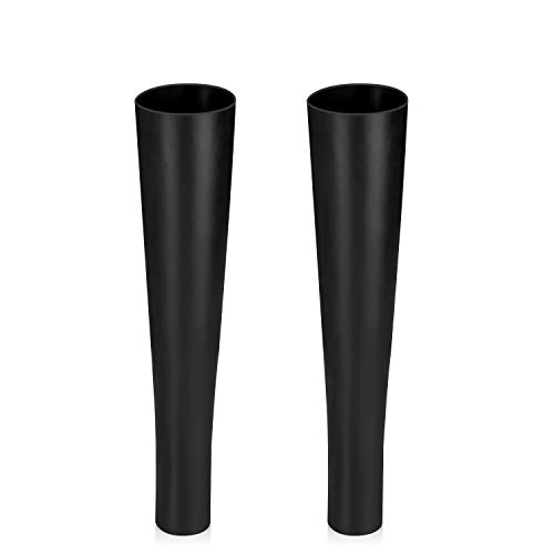 BaseGoal Batting Tee Topper Replacement Basic Ball Rest Rubber Cup,2 Packs ()