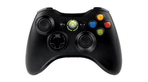 Microsoft Xbox 360 Wireless Controller Black (Renewed) for sale  Delivered anywhere in USA