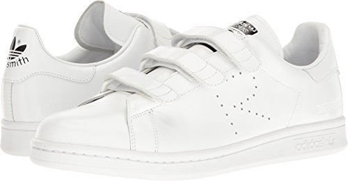 adidas by Raf Simons Unisex Raf Simons Stan Smith Comfort Footwear White/Footwear White/Core Black 5 M UK by adidas