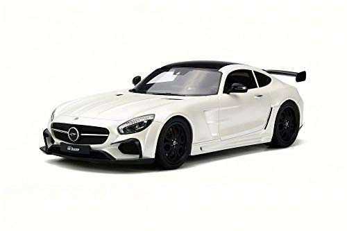 GT Spirit Mercedes-Benz AMG GT-R Hard Top, White KJ021 - 1/18 Scale Resin Model Toy Car