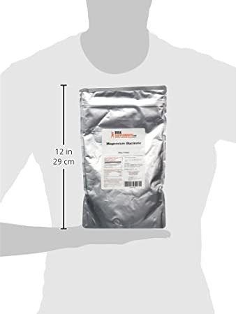 Amazon.com: BulkSupplements Magnesium Glycinate Powder (100 grams): Health & Personal Care