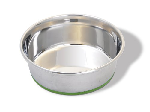 Pureness Stainless Steel Extra Large Dish, 96-Ounce, My Pet Supplies