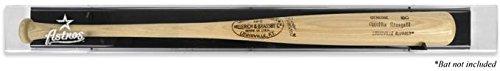Baseball Logo Deluxe Display Case (Houston Astros Logo Deluxe Baseball Bat Display Case)