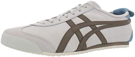 watch 63743 bc60d Onitsuka Tiger by Asics Unisex Mexico 66 Glacier Grey/Dark ...