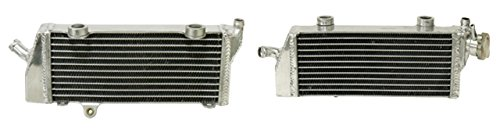 Outlaw Racing OR3394 Radiator Set KTM 250 EXC 2008-2011 400 EXC 2009-2011 Ktm Exc 2009
