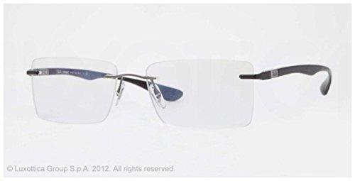 Ray Ban RX8720 Liteforce Eyeglasses-1000 - Liteforce Optical Ray Ban