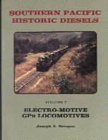 Gp9 Diesel Locomotive - Southern Pacific Historic Diesels Volume 7: Electro-Motive GP9 Locomotives